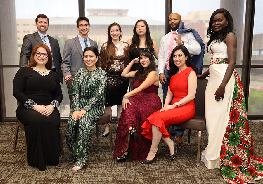 UTMB Health Family Medicine Residency Class Of 2021